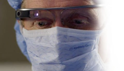 Soluciones Google Glass e IntelliVue