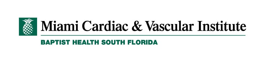 Logo del Miami Cardiac and Vascular Institute