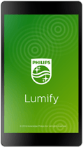 Lumify ultrasound compatible tablet