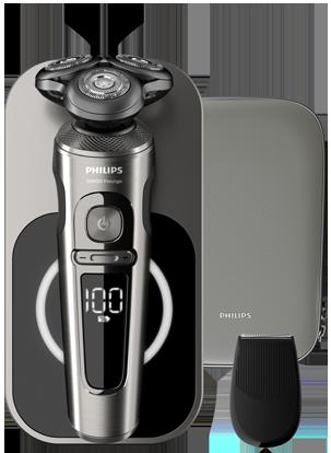 Afeitadora S9000 Prestige modelo SP9860 con accesorios d527403aa9ae