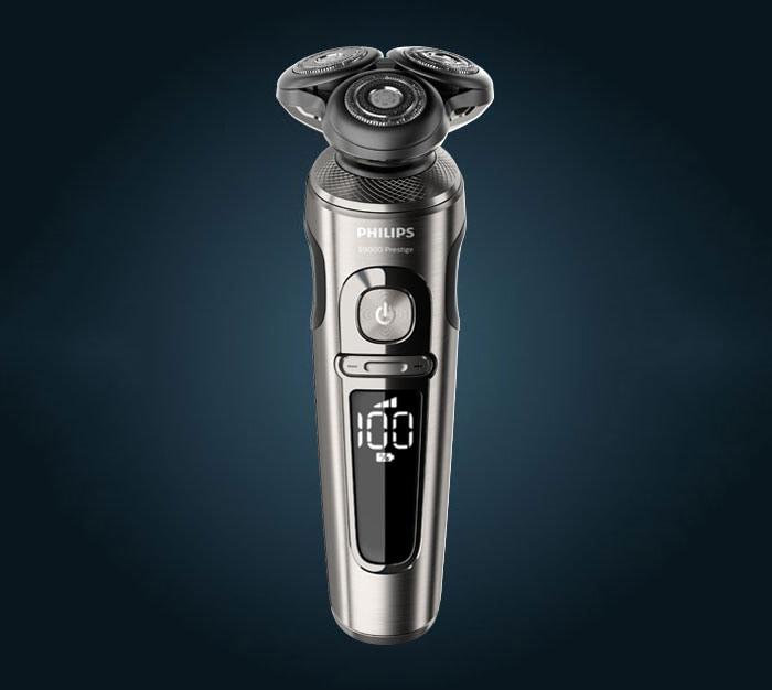 Máquina de afeitar eléctrica S9000 Prestige SP9860 de Philips ddab9109f248