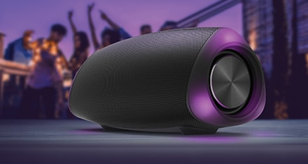 Altavoces Bluetooth portátiles de Philips