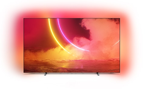OLED805 4K UHD Android Smart TV de Philips