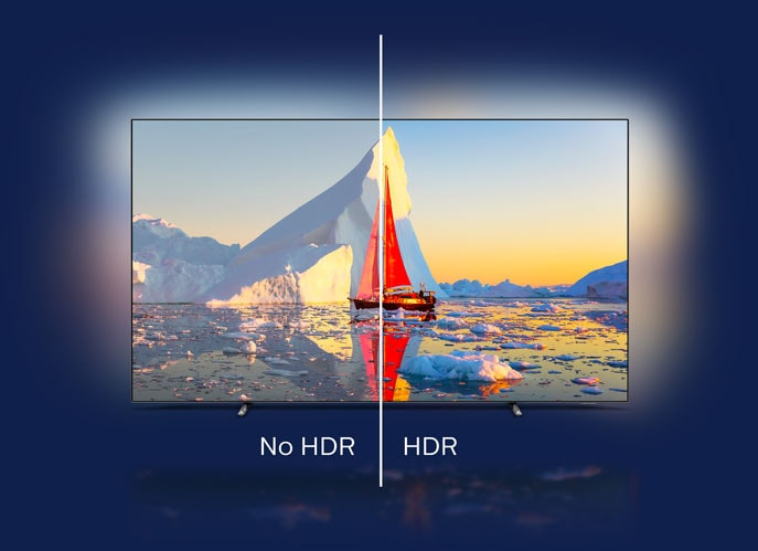 Televisor OLED HDR de Philips con HDR10+