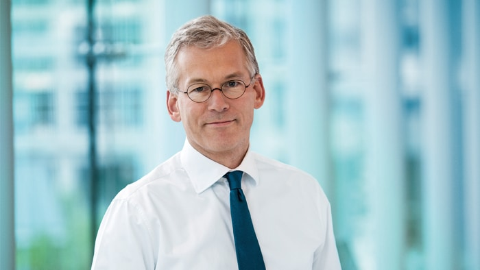 Philips CEO Frans van Houten interviewed by Bloomberg on new environmental, social and governance targets