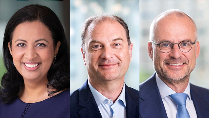 Philips appoints Deeptha Khanna as Chief Business Leader of the Personal Health businesses and Edwin Paalvast as Chief of International Markets
